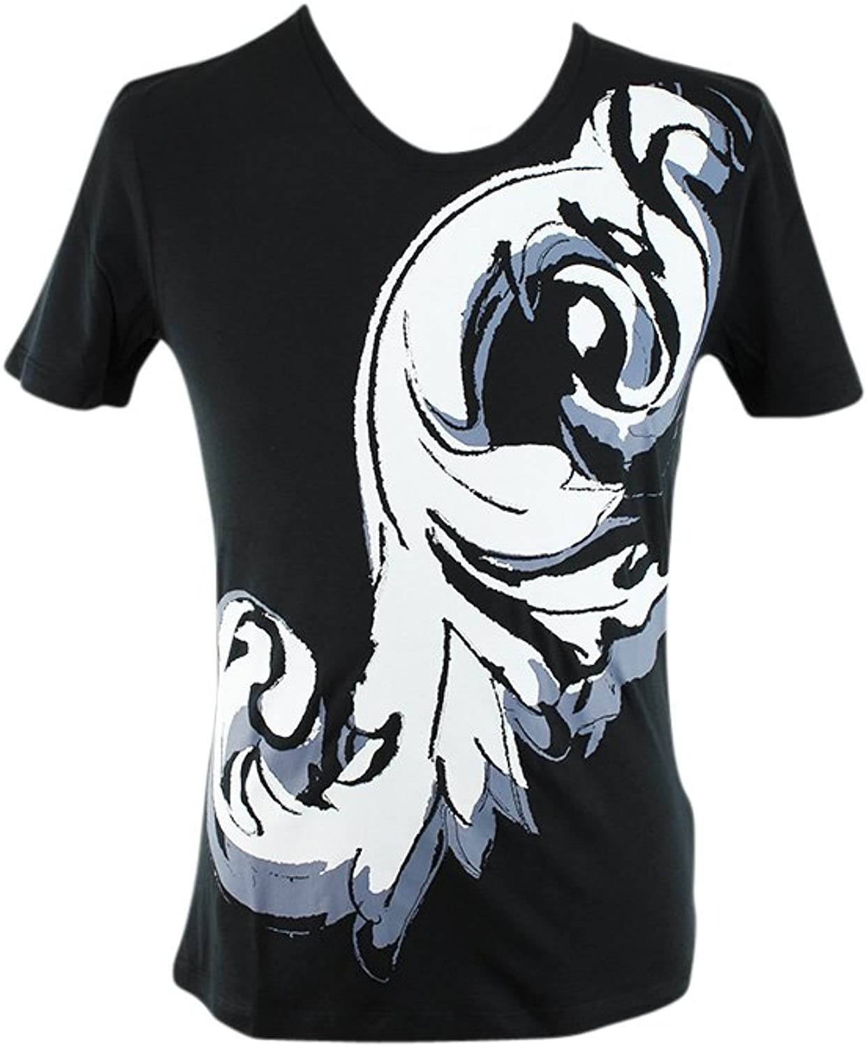 c2ec4778 Versace Collection Collection Collection Black Printed T-shirt de4000