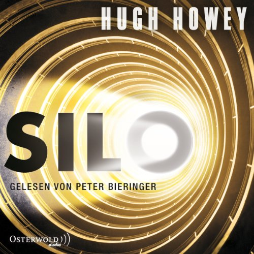 Silo Audiobook By Hugh Howey cover art