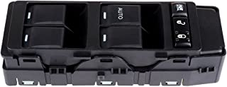 ROADFAR Window Switch Power Window Switch Master Window Switch Front Replacement Parts fits 2007-2010 Dodge Caliber Hatchback 2009-2010 Chrysler 300 2007-2010 Chrysler Sebring 2007-2008 Dodge Magnum