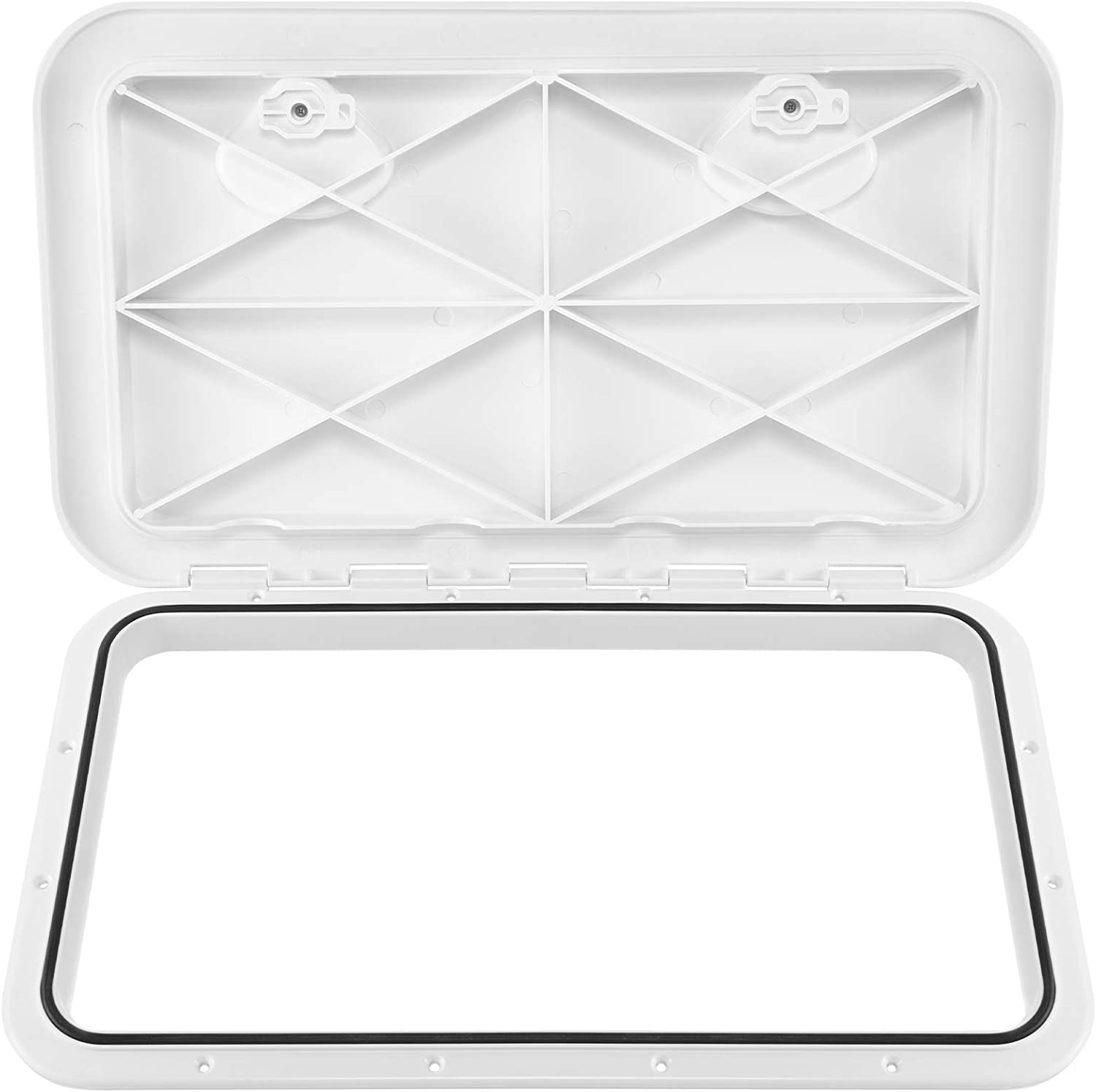 Max 68% OFF San Antonio Mall CO-Z 24x14 Inch Marine Access Durable Hatch Boat with ABS