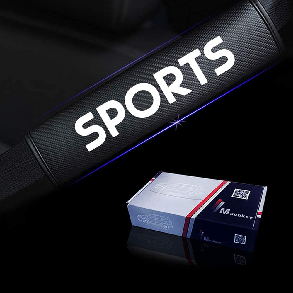 Maidao 2X Car Seat Belt Pads Q50 Bombing free shipping for Infiniti Large special price Seatbelt Protector
