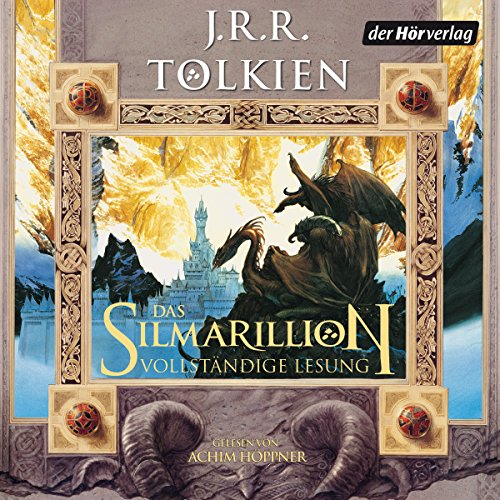 Das Silmarillion audiobook cover art