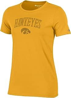 Champion Womens NCAA Women's University Short Sleeve T-Shirt C5381-1-P