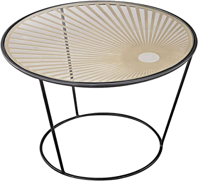 Sterling Home City Hall accent table, Multicolor
