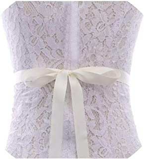 Rhinestones Wedding Belt Silver Diamond Bridal Dress Belt Thin Crystal Wedding Sash For Bridal Bridemaid Dresses