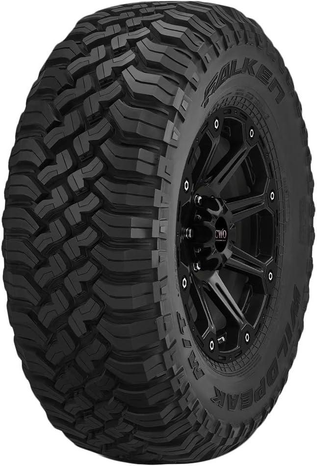 Falken WILDPEAK M/T01 All- Terrain Radial Tire-LT285/70R17/ 113Q 6-ply