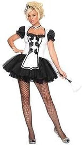 mejor precio Leg Avenue Avenue Avenue - Disfraz de señora de la limpieza adultos, Talla M (8362405007)  a la venta