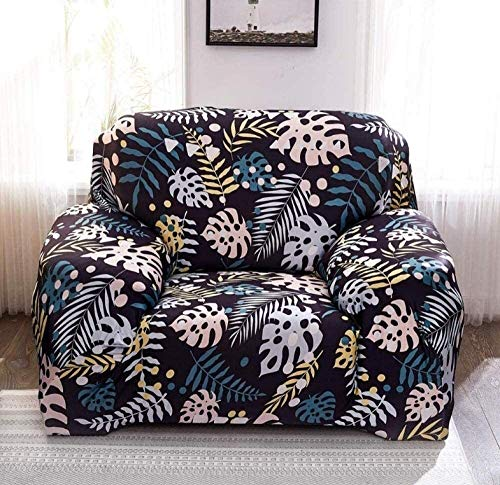 YMYP08 Sofabezug-Set, Überwurf, 1 Stück, Stretch, L-Form, Sofabezug für Chaiselongue, Sofabezug für Ecksofas (90-140 cm))