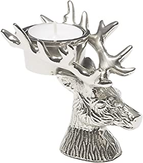 Kenneth Turner Stag Collection Tealight Candle Holder by Kenneth Turner