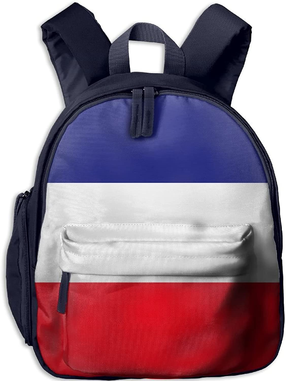 Pinta Yugoslavia Flag Cub Cool School Book Bag Backpacks for Girl's Boy's