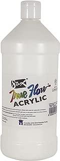 Sax True Flow Heavy Body Acrylic Paint, 1 Quart, Titanium White - 409799