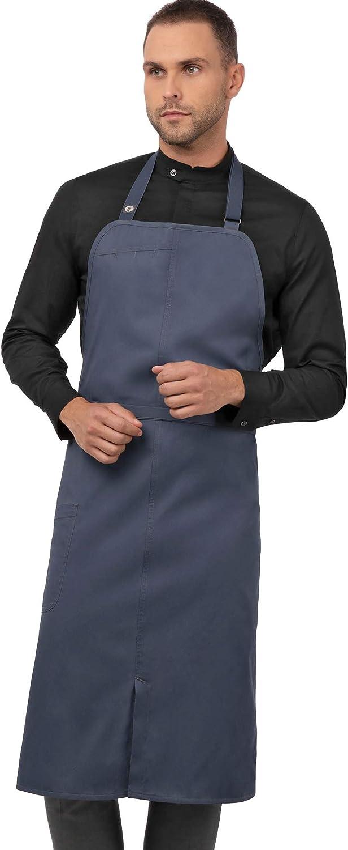 Chef Max 55% OFF Works mens Brio specialty shop Bib Apron Chef's