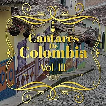 Cantares de Colombia Vol.Lll