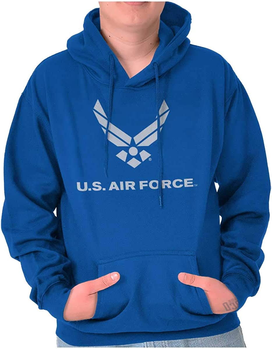 United States Air Force Official USA Wome Sweatshirt Hoodie Industry Max 49% OFF No. 1 Logo