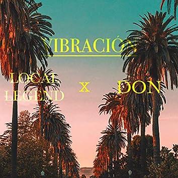 Vibracion (feat. El DON)