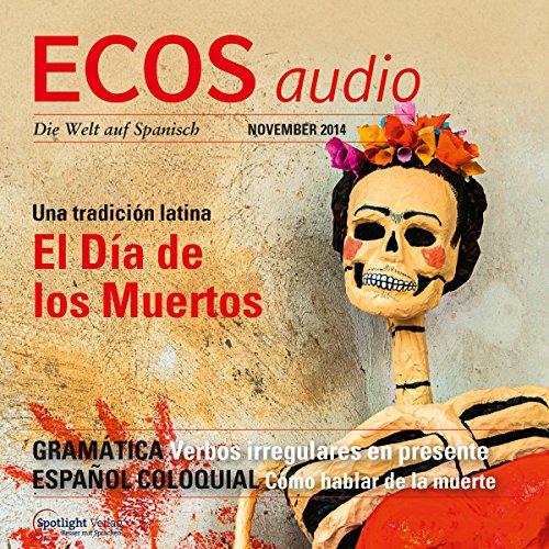 ECOS Audio - El Día de los Muertos. 11/2014 Titelbild