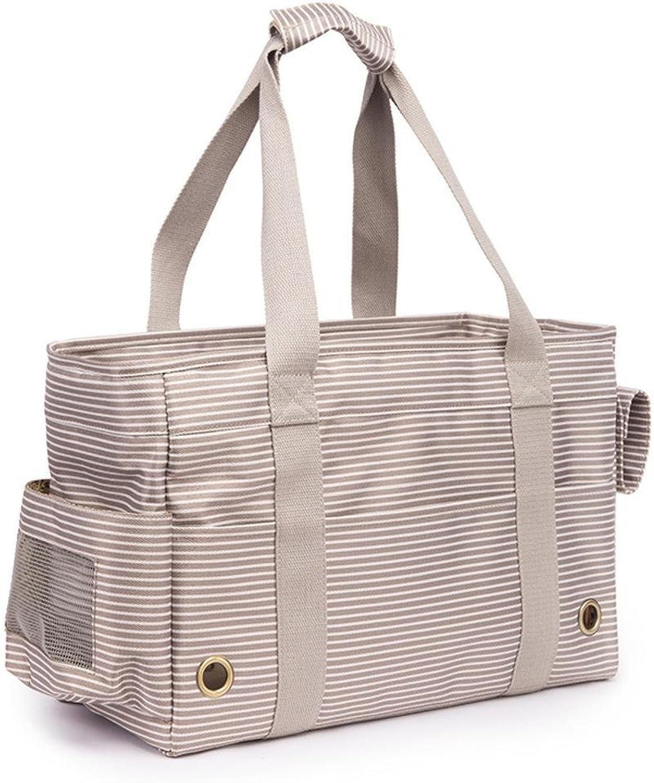 Dixinla Pet Carrier Backpack Pet Backpack single shoulder hand pet bag