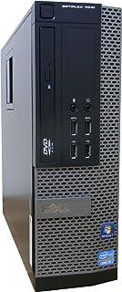 中古パソコン デスクトップ DELL OptiPlex 7010 SFF Core i3 3240 3.40GHz 4GBメモリ 250GB DVD-ROM Windows7 Pro 搭載 正規リカバリーディスク付属 動作保証30日間