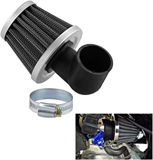 FADZECO 35mm 90 Degree Elbow air Filter for 50cc-110cc Motorcycle Off-Road Vehicle