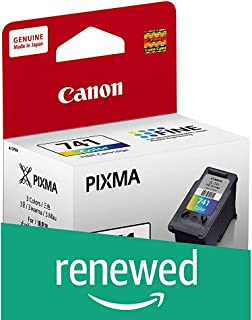 (Renewed) Canon CL-741 Inkjet Cartridge (Color)
