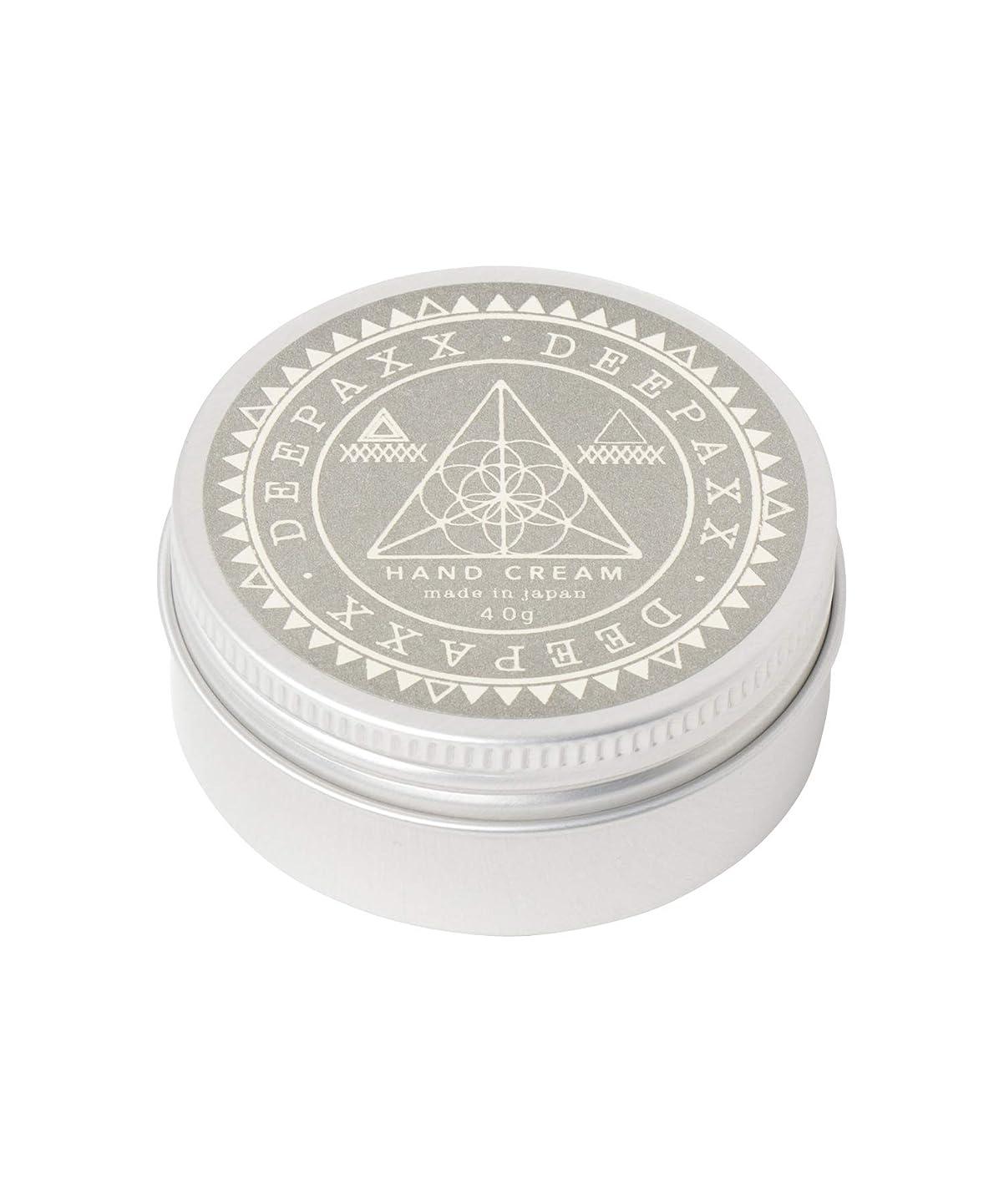 杭理容師自然(ディーパックス) DEEPAXX newハンドクリーム(grey) 172-000997 グレー