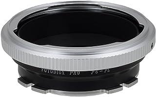 Fotodiox Pro–Adaptador de monturas de objetivo Pentacon 6/Kiev 66A Arri PL (Positivo Lock) para cámaras (como Arri Alexa Arriflex D-21 Canon C300 Aja cion Blackmagic Ursa Blackmagic Cinema Camera)