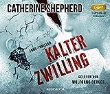 Kalter Zwilling (Zons-Thriller, Lesung auf 1 MP3-CD)