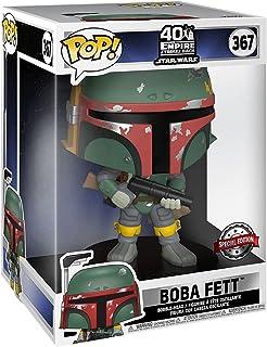 Funko POP! Star Wars 40 Aniversario El Imperio Golpea #367 – Boba Fett [10 pulgadas] Exclusivo