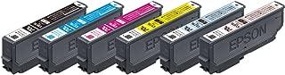 【Amazon.co.jp限定】 エコリカ リサイクルインクカートリッジ EPSON(エプソン) IC6CL70L 6色パック EC-IC6CL70LA (FFP・封筒パッケージ)