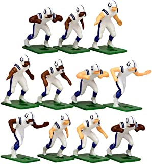 Indianapolis Colts Away Jersey NFL Action Figure Set