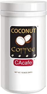 This is a Coconut Coffee You Can't Miss, Made from Coconut & Colombian Coffee. Coconuts Are Nutritious, Packed with Vitami...