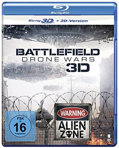 Battlefield: Drone Wars [3D Blu-ray + 2D Version]