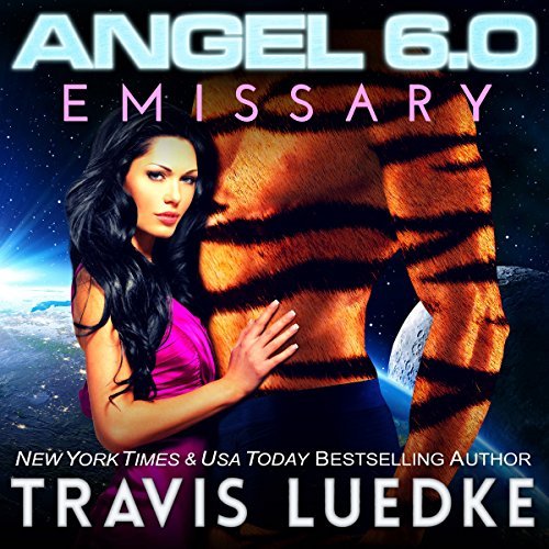 Angel 6.0: Emissary audiobook cover art