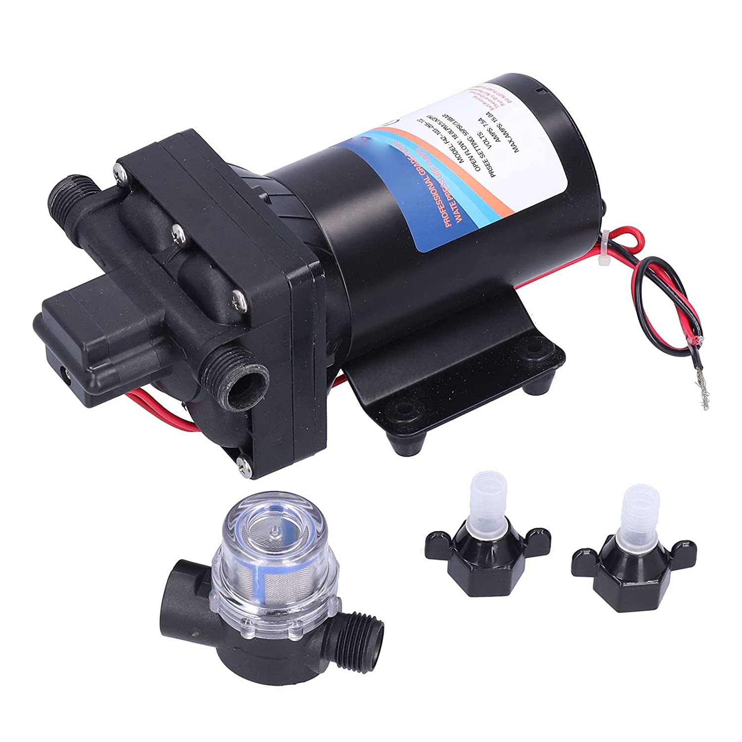 Fafeicy Diaphragm Pump DC At the price of surprise High Supercharg Priming Pressure Self Dealing full price reduction