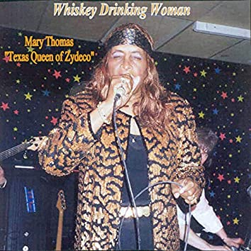 Whiskey Drinking Woman