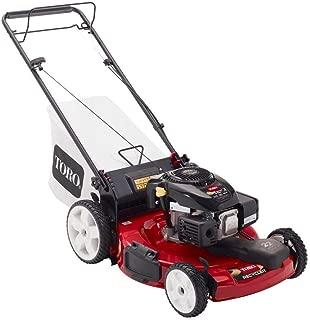 Toro 22 in High Wheel Variable Speed Self-Propelled Gas Lawn Mower