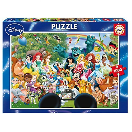 1000 El Maravilloso Mundo De Disney Ii by