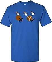 UGP Campus Apparel Coconut Laden Swallow - Funny Comedy Knights Movie Coconuts T Shirt