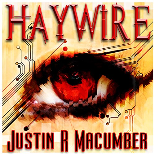Haywire audiobook cover art