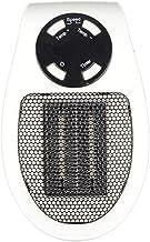 Greatangle Control Remoto 400 W Mini Calentador de Aire eléctrico Potente Ventilador Caliente Calentador rápido Estufa de Ventilador para Oficina en casa