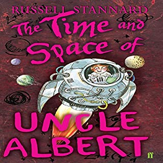 The Time and Space of Uncle Albert cover art