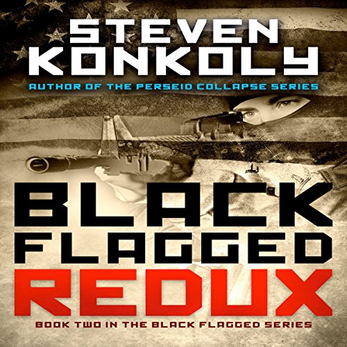 REDUX: A Black Flagged Thriller  By  cover art