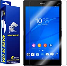 ArmorSuit Sony Xperia Z3 Tablet Compact Screen Protector Max Coverage MilitaryShield Screen Protector For Sony Xperia Z3 Tablet Compact - HD Clear