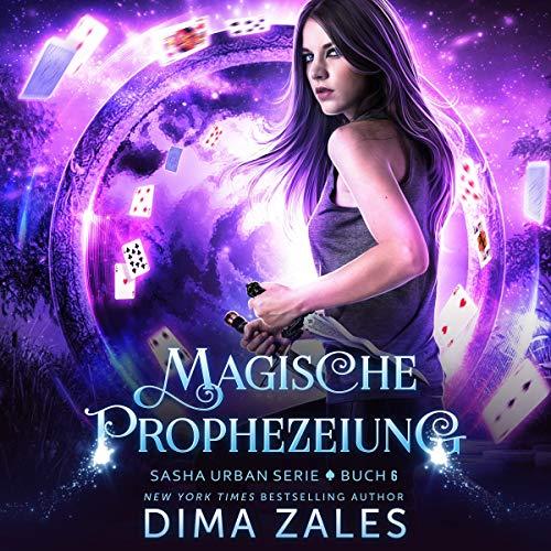 Couverture de Magische Prophezeiung [Prophecy of Magic]