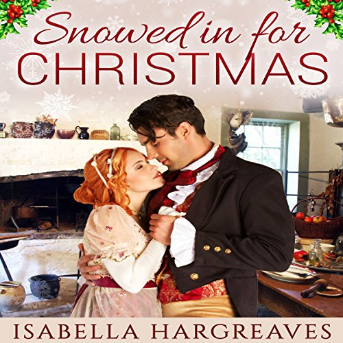 Snowed In for Christmas audiobook cover art