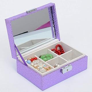 Élégant Bacelet montre boîte de rangement des présentoirs bijoux plateau