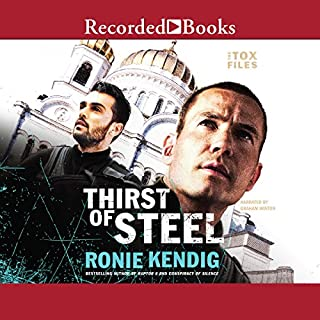 Thirst of Steel                   Written by:                                                                                                                                 Ronie Kendig                               Narrated by:                                                                                                                                 Graham Winton                      Length: 16 hrs and 5 mins     Not rated yet     Overall 0.0