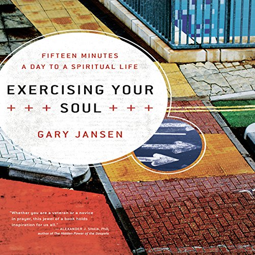 Exercising Your Soul audiobook cover art