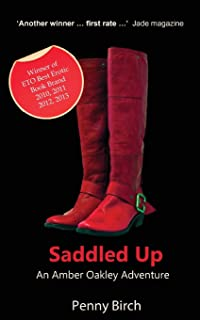 Saddled Up: An Amber Oakley adventure (Amber Oakley Adventures)