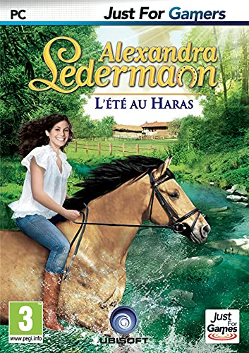 Alexandra Ledermann: l'été au Haras
